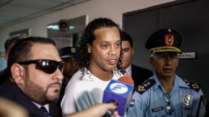 Ronaldinho Gaúcho.
