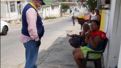 Pagos por $800 millones a damnificados de San Francisco y de olas invernales en Cartagena