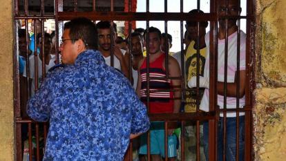 Colegio de abogados penalistas pide ante la CIDH medidas cautelares para los reclusos