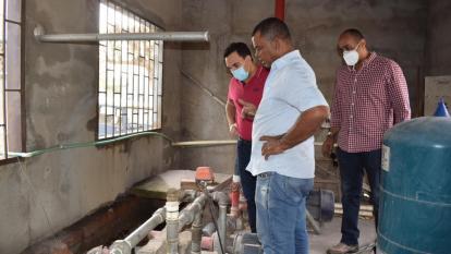 En La Guajira un hospital duró tres años sin servicio de acueducto