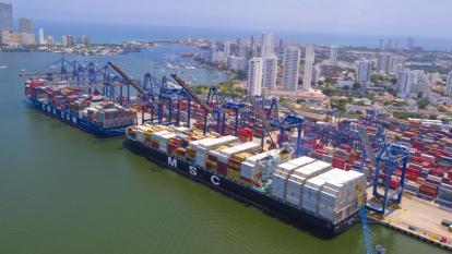 Exportaciones cayeron 28,5% en marzo: Dane