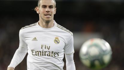 Gareth Bale, delantero galés.
