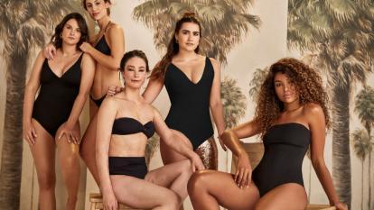 Imagen de la campaña #Bestrong de la marca Onda de Mar.