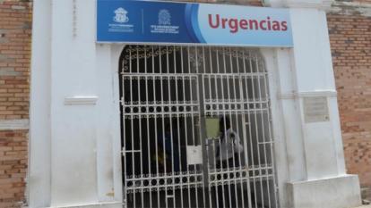 La víctima fue llevada por una patrulla de la Policía hasta la urgencia del Hospital de Barrranquilla, pero falleció cuando recibía atenci+on médica.