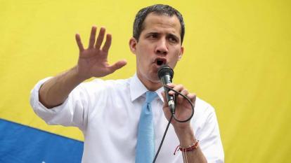 Fiscalía venezolana pide al Supremo declarar organización criminal al partido de Guaidó