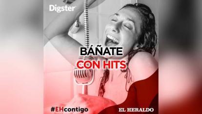#EHContigo: Hits en la ducha