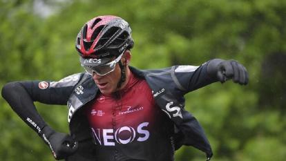 Chris Froome, corredor del Team Ineos.