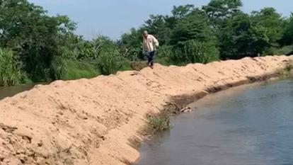 En video | ¿Por qué nadie evita que desvíen el agua del río Ariguaní?