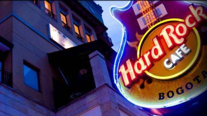 Hard Rock Café cerrará sus puertas en Bogotá