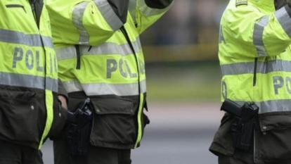 Uniformados de la Policía. Imagen de referencia.