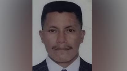 Óscar Dicto Domicó Domicó, víctima.