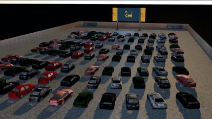Autocines: ¡Luces, cámara, acción… y carro!