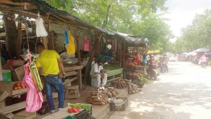 Mercado de Sincelejo.