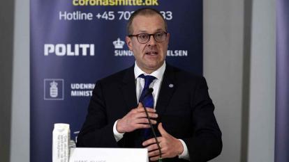 El director europeo de la OMS, Hans Kluge.