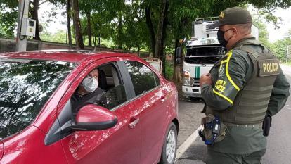 En Córdoba se impusieron más de 400 multas durante el puente festivo