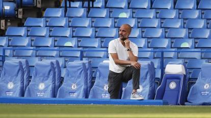 Guardiola felicita al Liverpool por su título