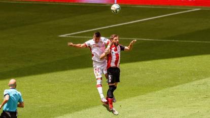 Athletic 3, Mallorca 1: 'Cucho' Hernández, 68 minutos de pelea infructuosa