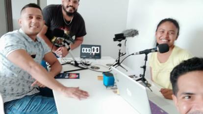 Grupo Apolo en Soledad, 'bacanería científica' que no se aísla