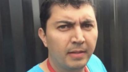 Iván Arce, uno de los representantes de Ticket Shop.