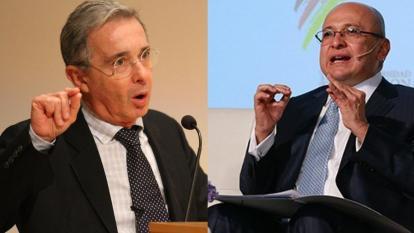 Nuevo round entre expresidente Uribe y exfical Montealegre