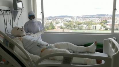 Fallecen 2 pacientes de Tasajera en Bogotá y Barranquilla: van 28 en total