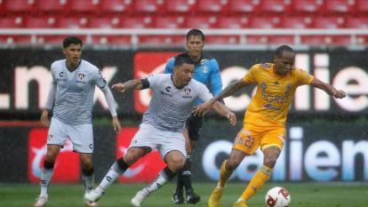 Tigres, semifinalista en México con Francisco Meza y Luis Quiñones