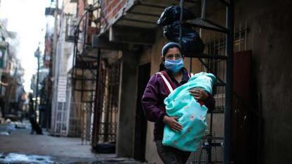 COVID-19 redujo a un 20% los servicios de salud a madres y niños