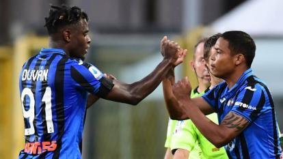 El trío del Atalanta 'Muriel-Duván-Ilicic' marca más que 12 equipos de Serie A