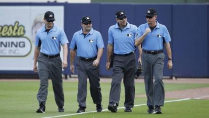 Al menos 10 árbitros deciden no participar en temporada de Grandes Ligas
