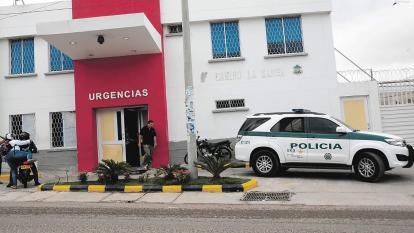 Joven resulta herido a bala en un velorio en el barrio Lipaya