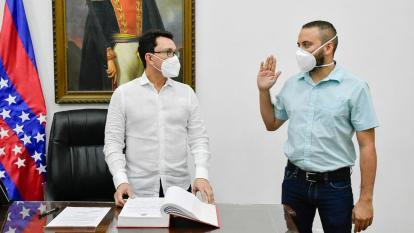 Especialista en epidemiología, nuevo secretario de Salud del Magdalena