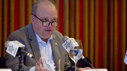 Jorge Enrique Vélez presentaría su renuncia a la presidencia de la Dimayor.