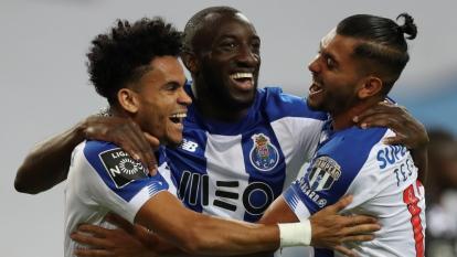 En video | La tocata del Porto, con taquito de Díaz, que terminó en gol