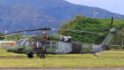 Nueve muertos deja la caída de un helicóptero del Ejército