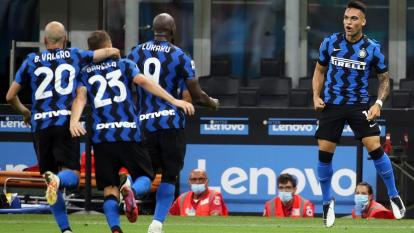 Lautaro certifica el triunfo del Inter ante el Nápoles y lo pone segundo