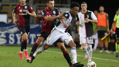 Cagliari 2, Juventus 0: bajaron la guardia después del título