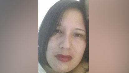 Elizabeth Infante Granado, desaparecida.