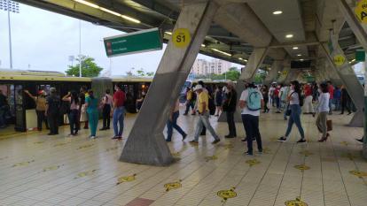 A Transmetro le suena ampliar su ocupación del 35 al 70%