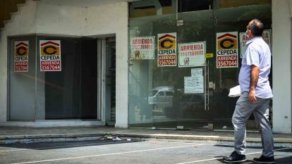 Reventados, negocios en el Caribe cierran debido a la pandemia