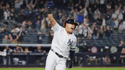 'Gio' es el cuarto colombiano con más jonrones en la MLB, con 31.