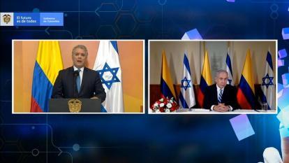 Entra en vigencia tratado de libre comercio con Israel
