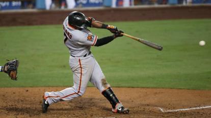Dónovan Solano acabó con el juego sin hits del pitcher Lance McCullers.