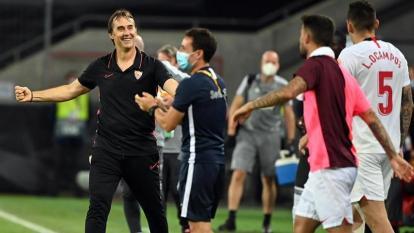"""""""El Inter ataca mucho y no permite que se le generen ocasiones"""": Lopetegui"""