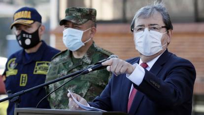 Comando contra narcotráfico: respuesta del Gobierno a masacres