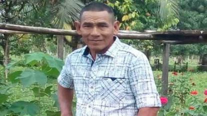 Líder social amenazado es asesinado en Colombia por hombres armados