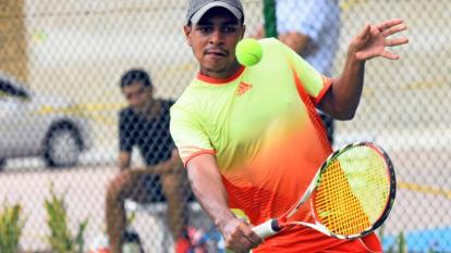 La alegría del regreso del tenis a Barranquilla
