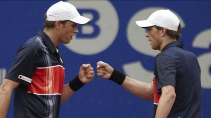 Bob y Mike Bryan ganaron 16 Grand Slams juntos.