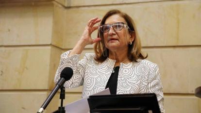Margarita Cabello Blanco, procuradora general de la Nación.