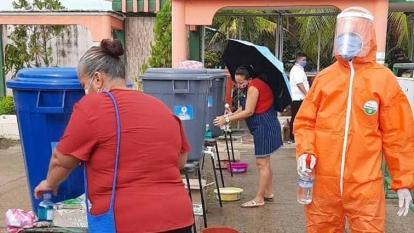 Con medidas de bioseguridad avanzan elecciones atípicas en Achí, Bolívar