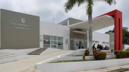 José Morales Martínez murió cuando recibía atención médica en el Hospital de Sabanalarga.